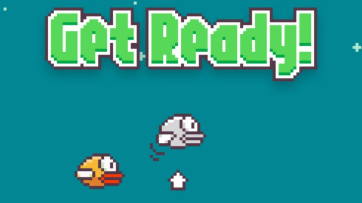 Flappy Bird fue el videojuego más buscado del año