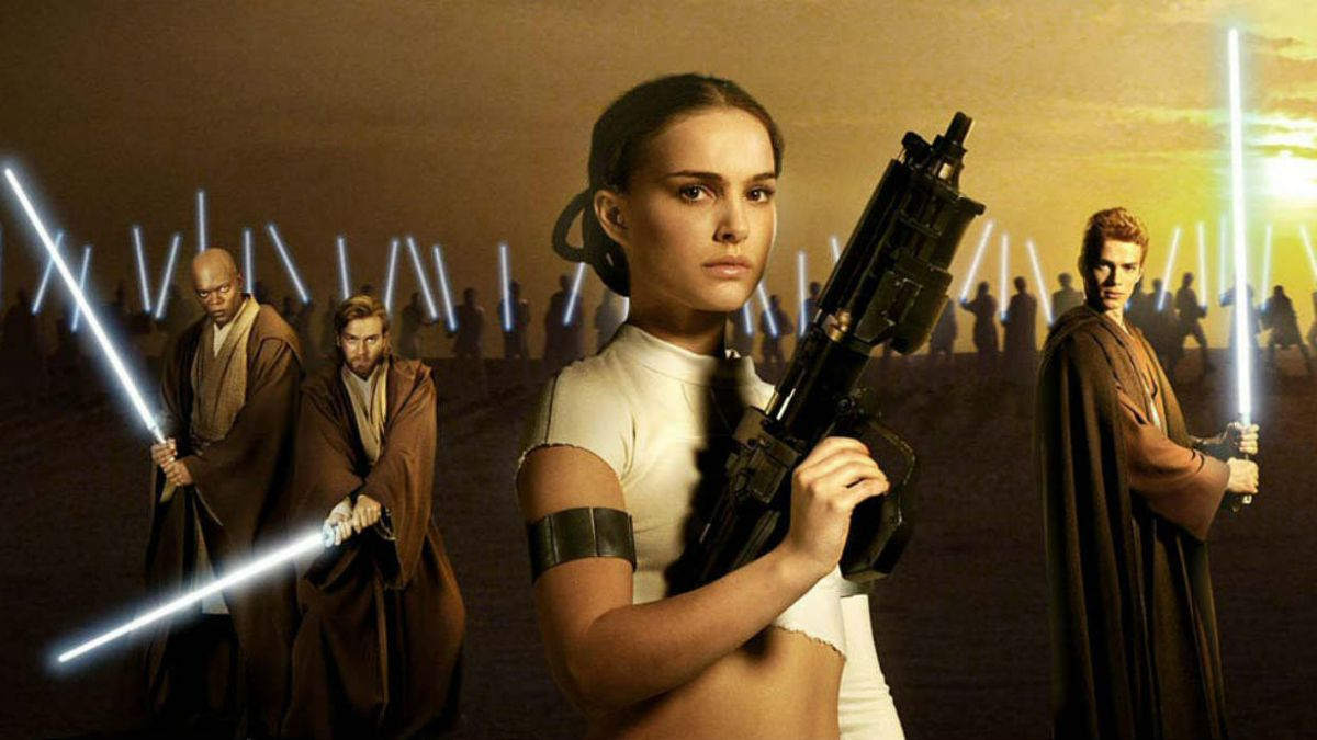 Natalie Portman confiesa que Star Wars casi arruina su carrera