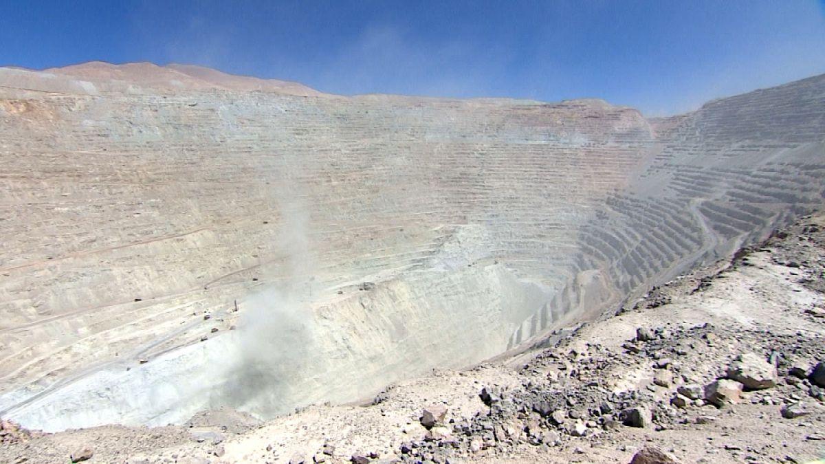 Mineras en el norte interrumpen labores de extracción por inusuales lluvias