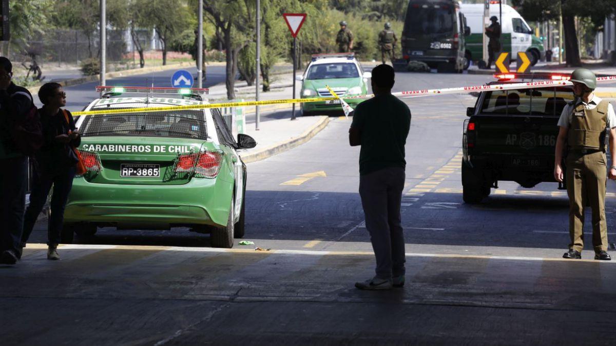 Falsa bomba en E. Militar: detienen a sospechoso y descartan vínculos anarquistas