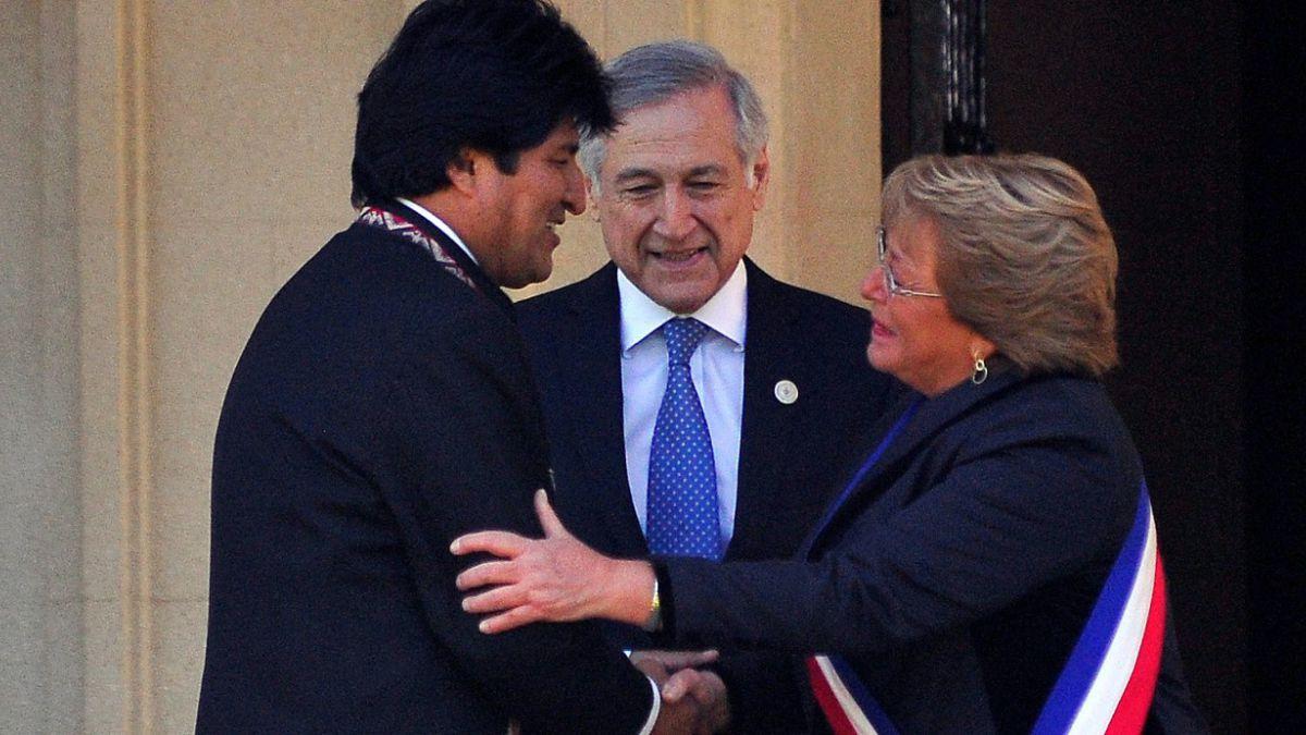 Chile y Bolivia presentarán en mayo de 2015 argumentos por competencia de La Haya