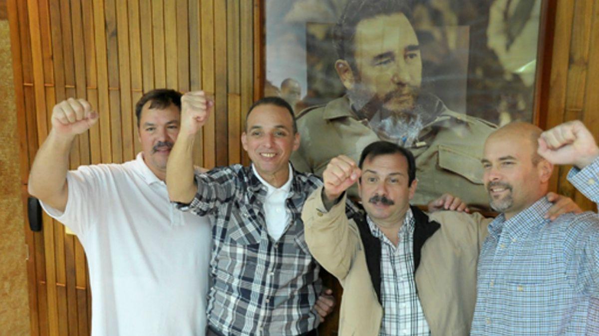 El espía olvidado, Alan Gross y los Cinco de Cuba