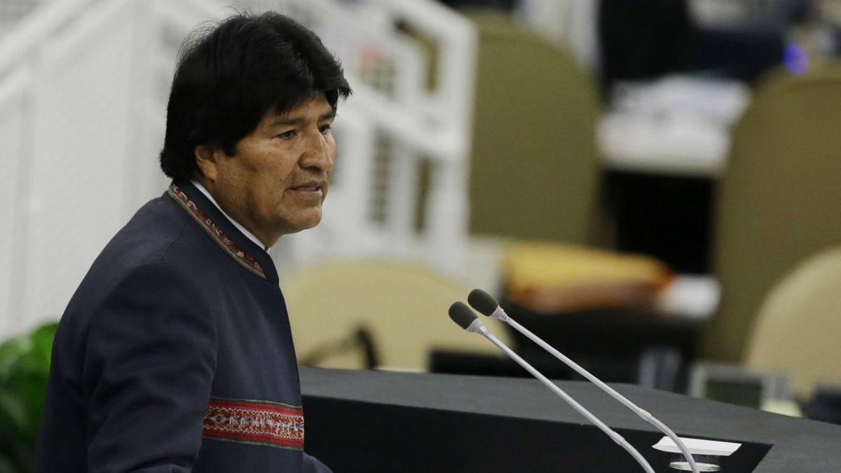 Evo Morales: intromisión del ALBA es mejor que una invasión