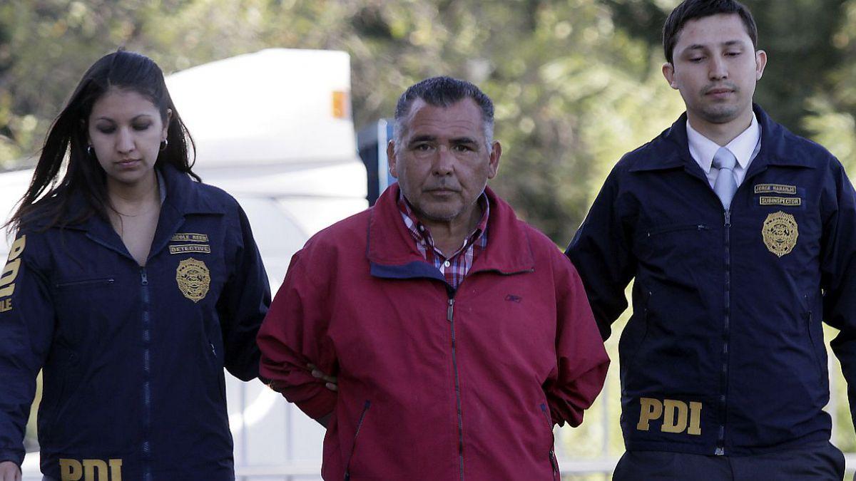 Bomba simulada en E. Militar: Detenido queda con arresto domiciliario total
