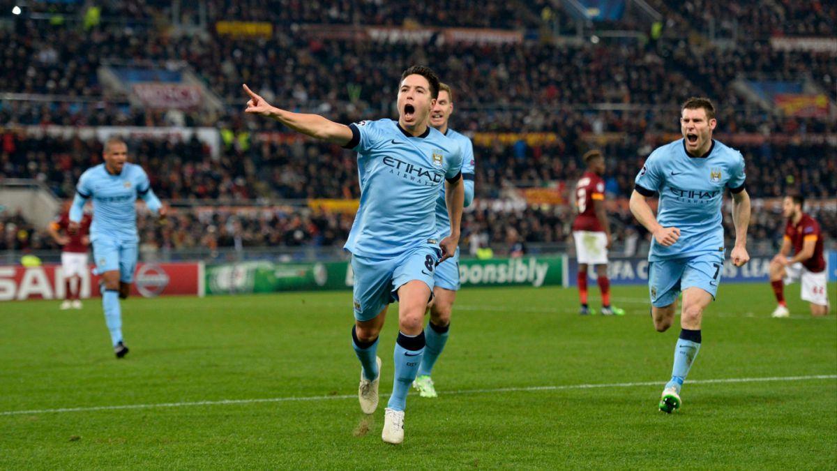 City de Pellegrini golea al Cristal Palace y es uno de los líderes de la Liga Inglesa