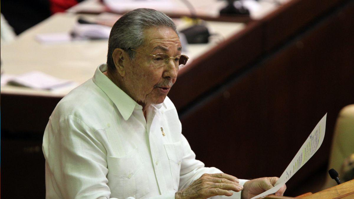 Raúl Castro: Cuba no va a cambiar su sistema comunista, a pesar de deshielo con EE.UU.
