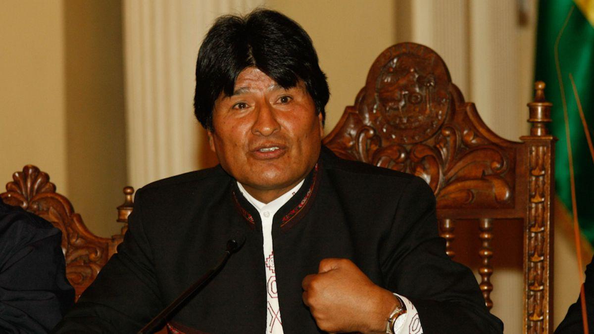 Evo Morales: Las mujeres son más inteligentes que los hombres