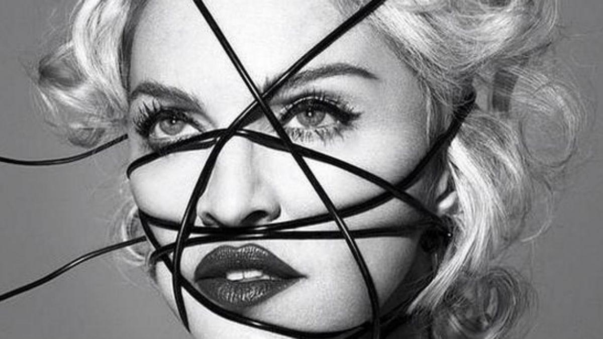 Madonna lanza un adelanto de seis temas de su nuevo álbum