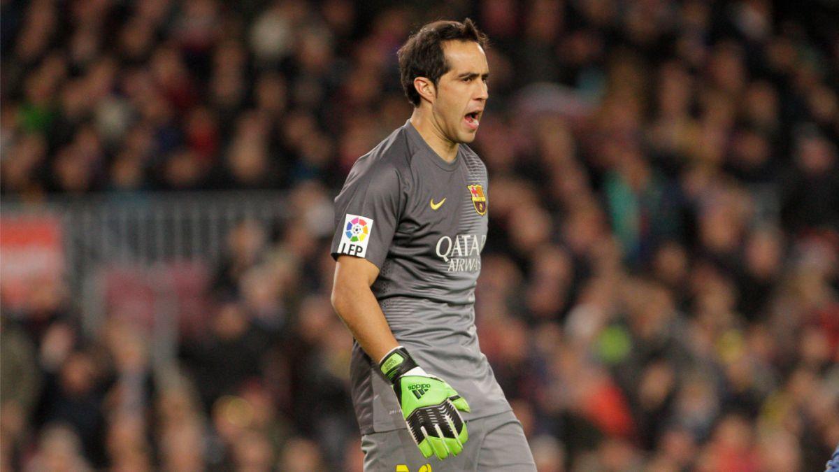 En España califican a Claudio Bravo como la pesadilla de los delanteros