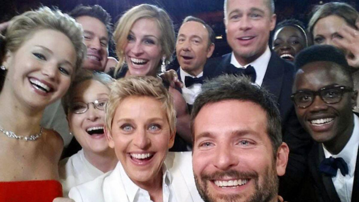 Estas son las selfies más importantes del año