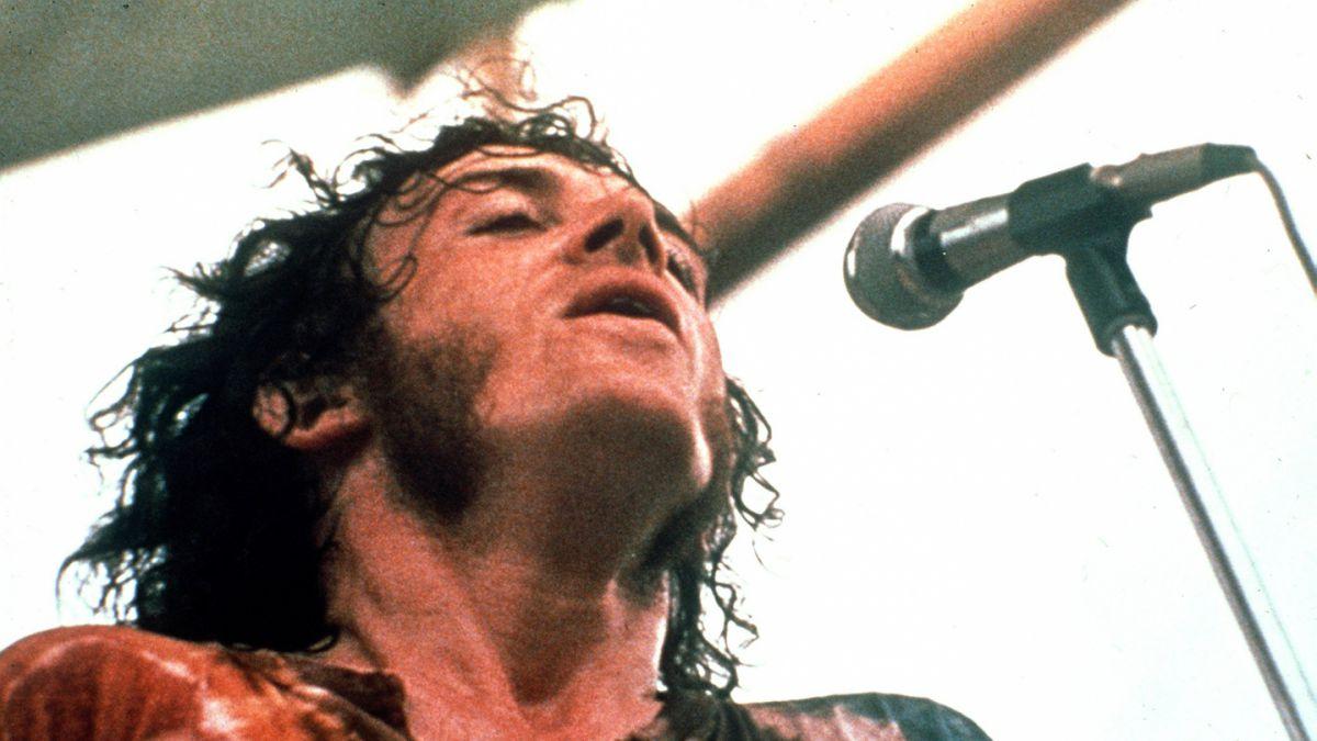 La mítica actuación de Joe Cocker en el Festival de Woodstock