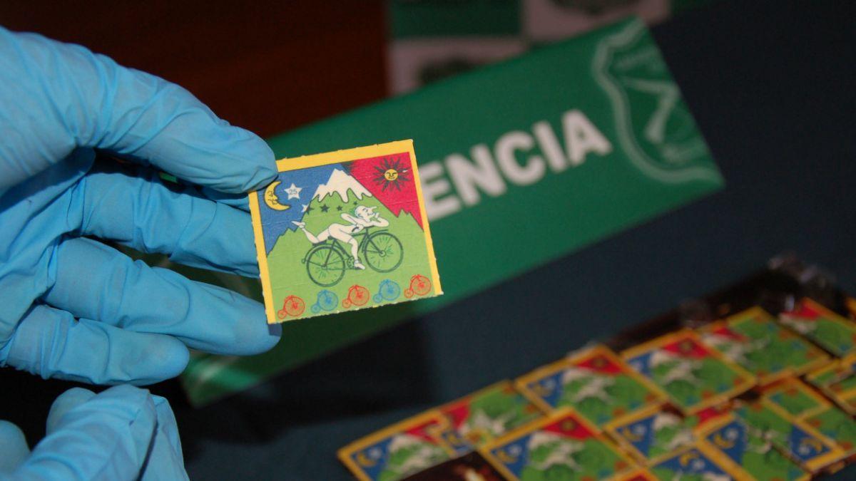 ISP advierte que Nbome es la nueva tendencia en drogas que está reemplazando al LSD