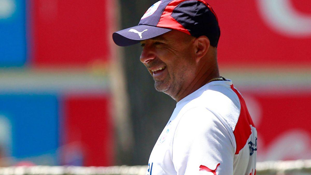 Jorge Sampaoli entre los candidatos al mejor técnico de América