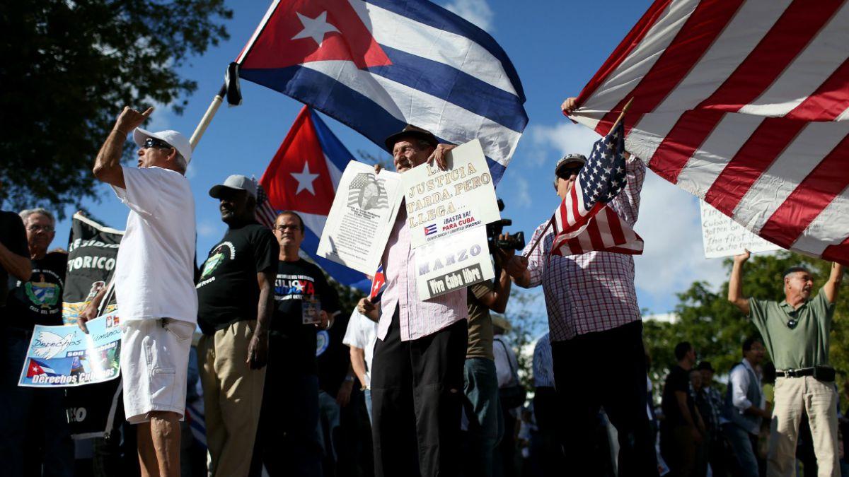 Crece apoyo de los estadounidenses al fin de embargo a Cuba