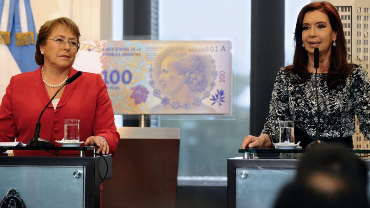 Papa invita a Bachelet y Cristina K al Vaticano por 30 años de tratado de Paz y Amistad