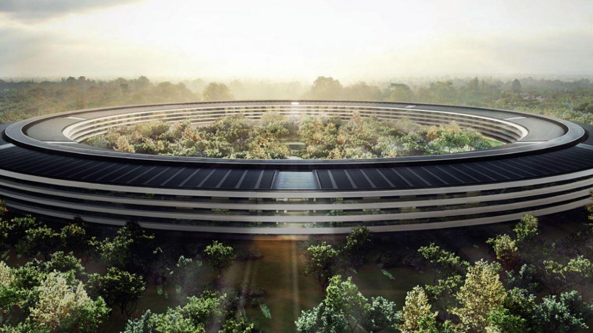 [Video] Así están quedando las futuristas oficinas de Apple