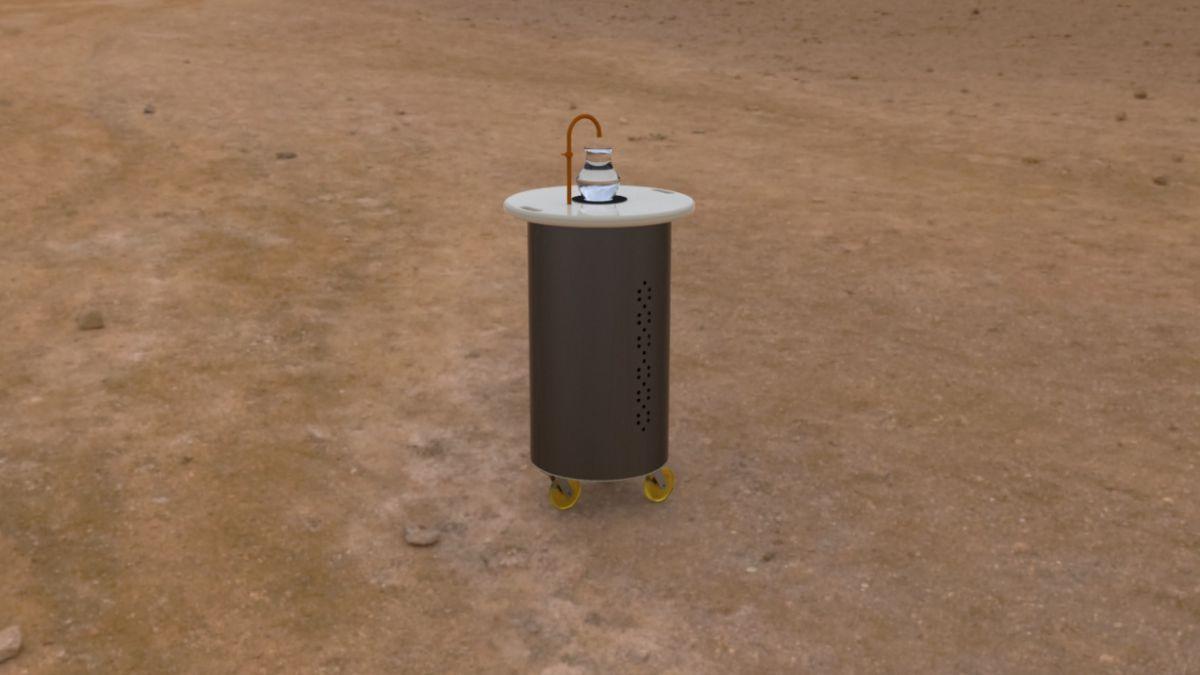 Invento chileno que transforma el aire en agua pide fondos por crowdfunding