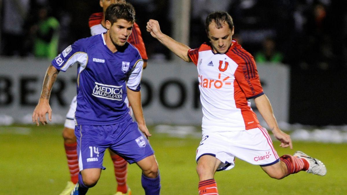 Lo que espera a Universidad de Chile y Palestino en la Copa Libertadores 2015