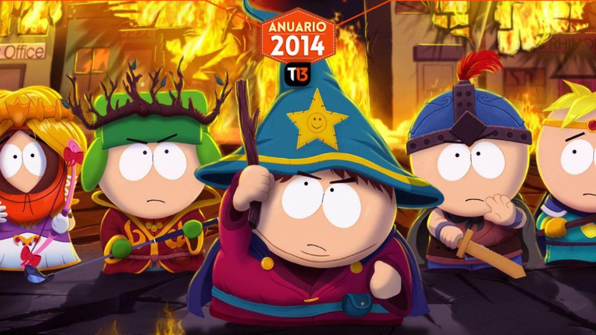 Expertos eligen los mejores videojuegos del 2014