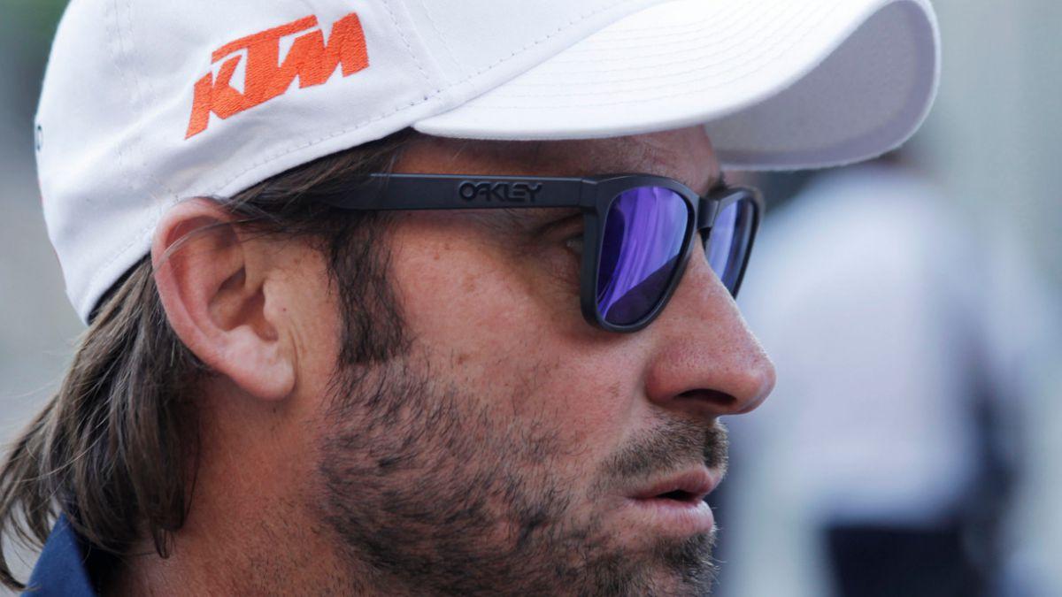 Francisco Chaleco López anuncia su retiro oficial del motociclismo