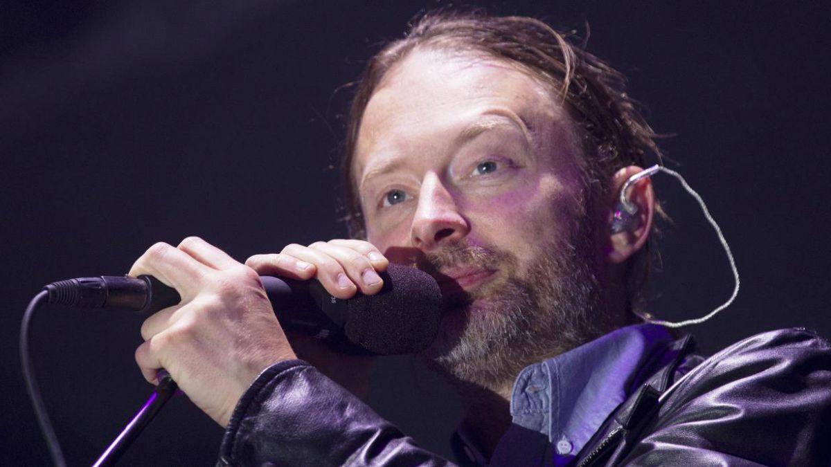 Thom Yorke encabeza listado de los artistas más descargados legalmente