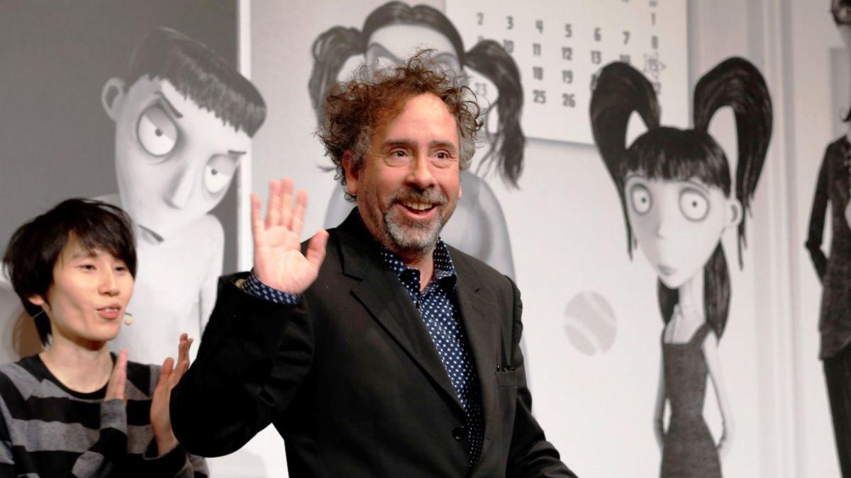 Tim Burton hará una versión con humanos de Dumbo