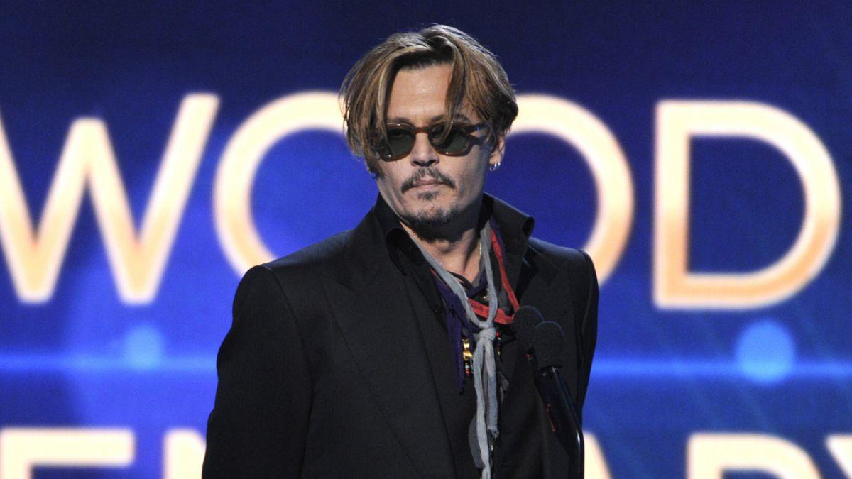 Johnny Depp se aleja de Hollywood para tratar su alcoholismo
