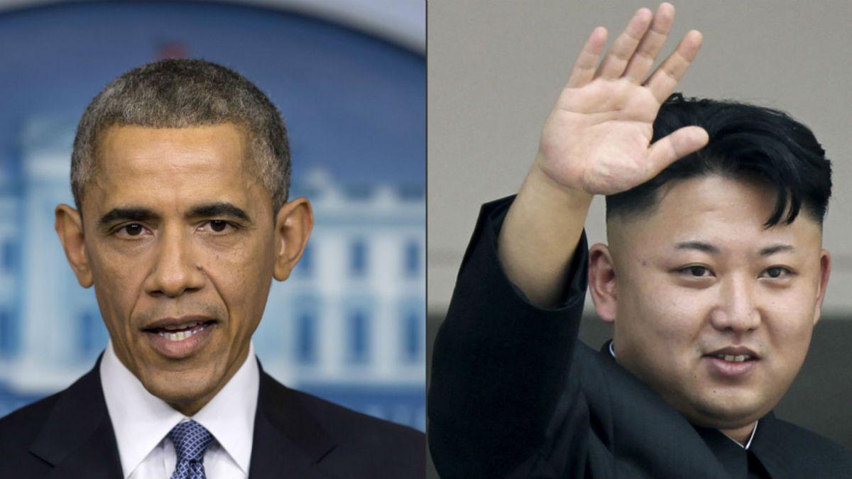 Corea del Norte dice que Obama actúa como un mono en una selva tropical