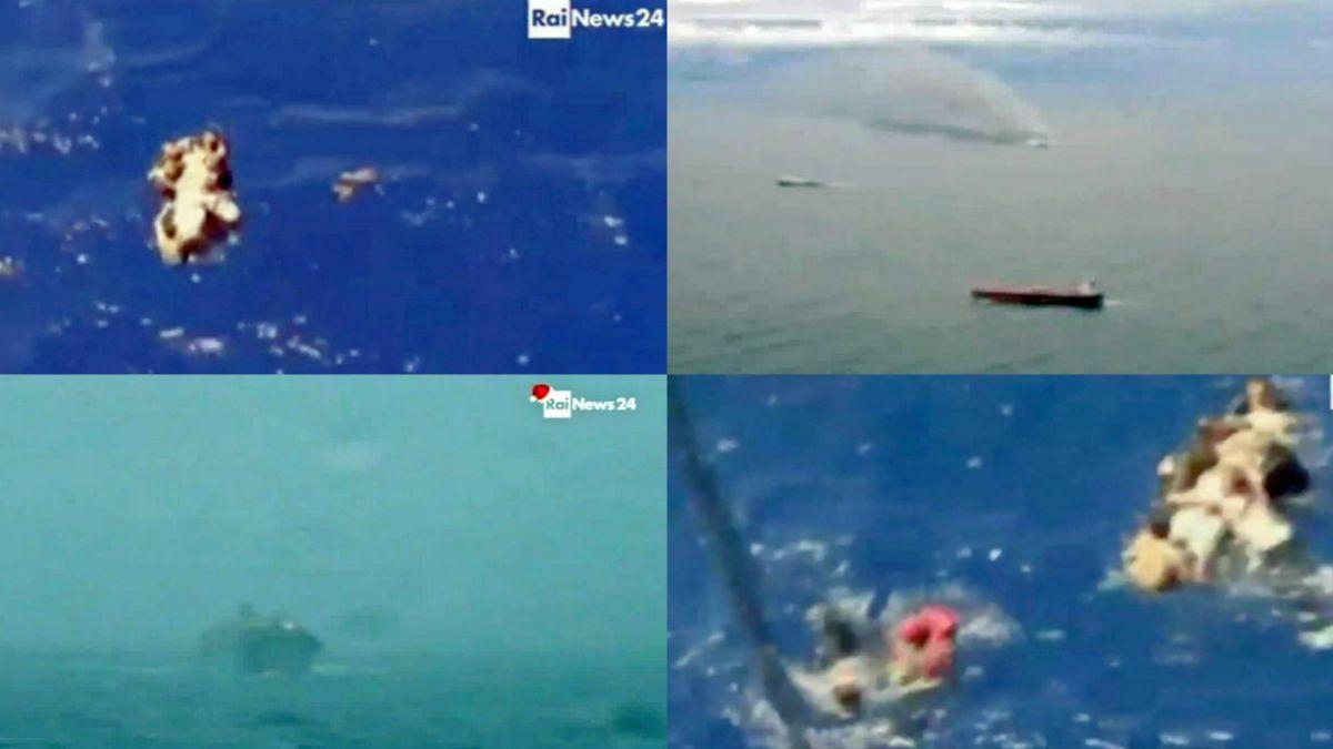 Se confirma al menos un muerto entre los pasajeros de ferry italiano incendiado