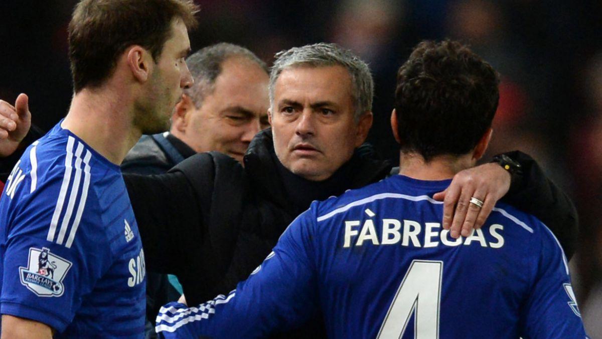 La molestia de Mourinho por el arbitraje: compara penal no cobrado con el Big Ben