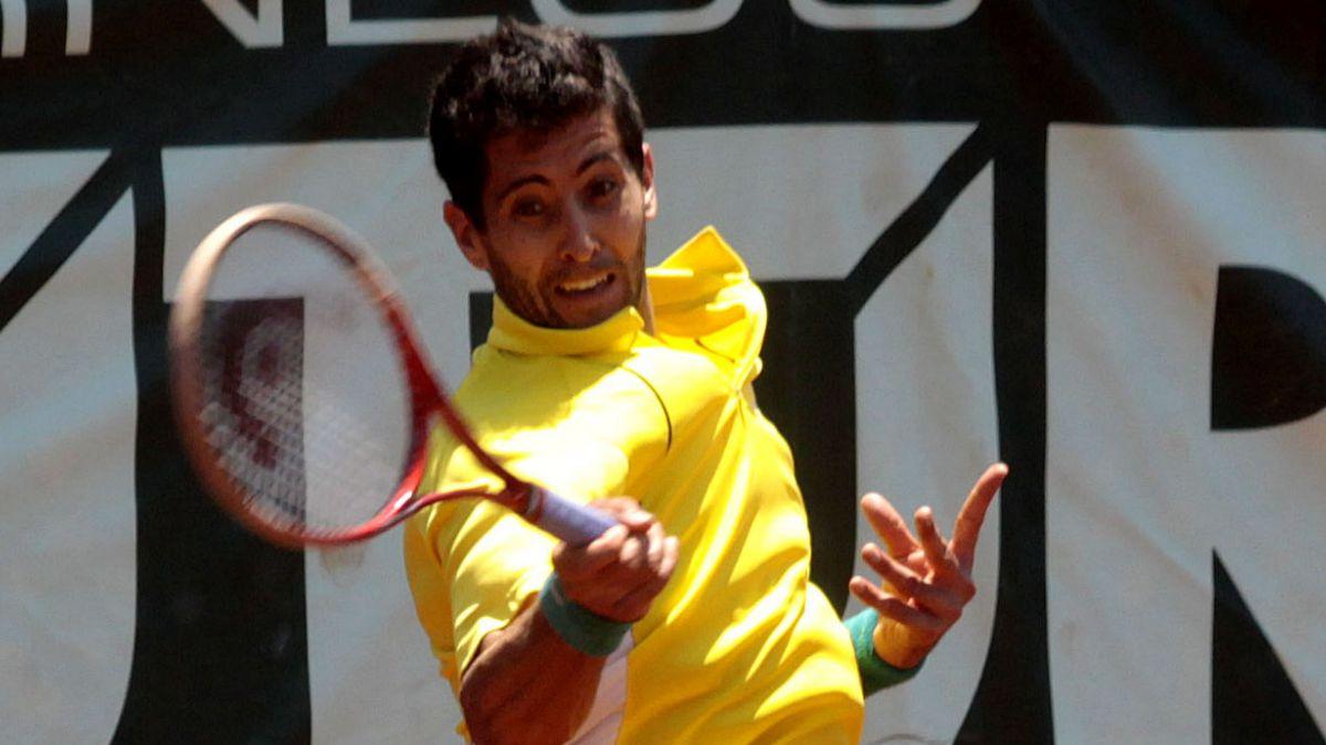 Podlipnik cierra el año como número 1° de Chile y ratifica su condición de mejor raqueta nacional