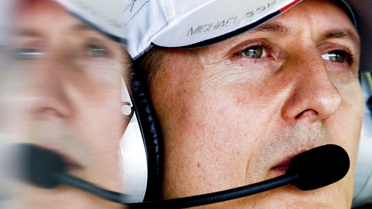 Mánager de Schumacher desmiente que ex piloto haya llorado al ver a su familia