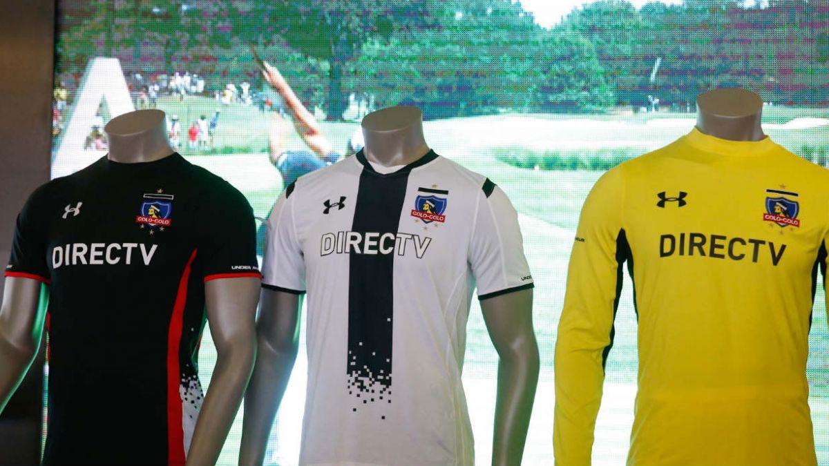 [Fotos] Así fue la presentación de la nueva camiseta de Colo Colo
