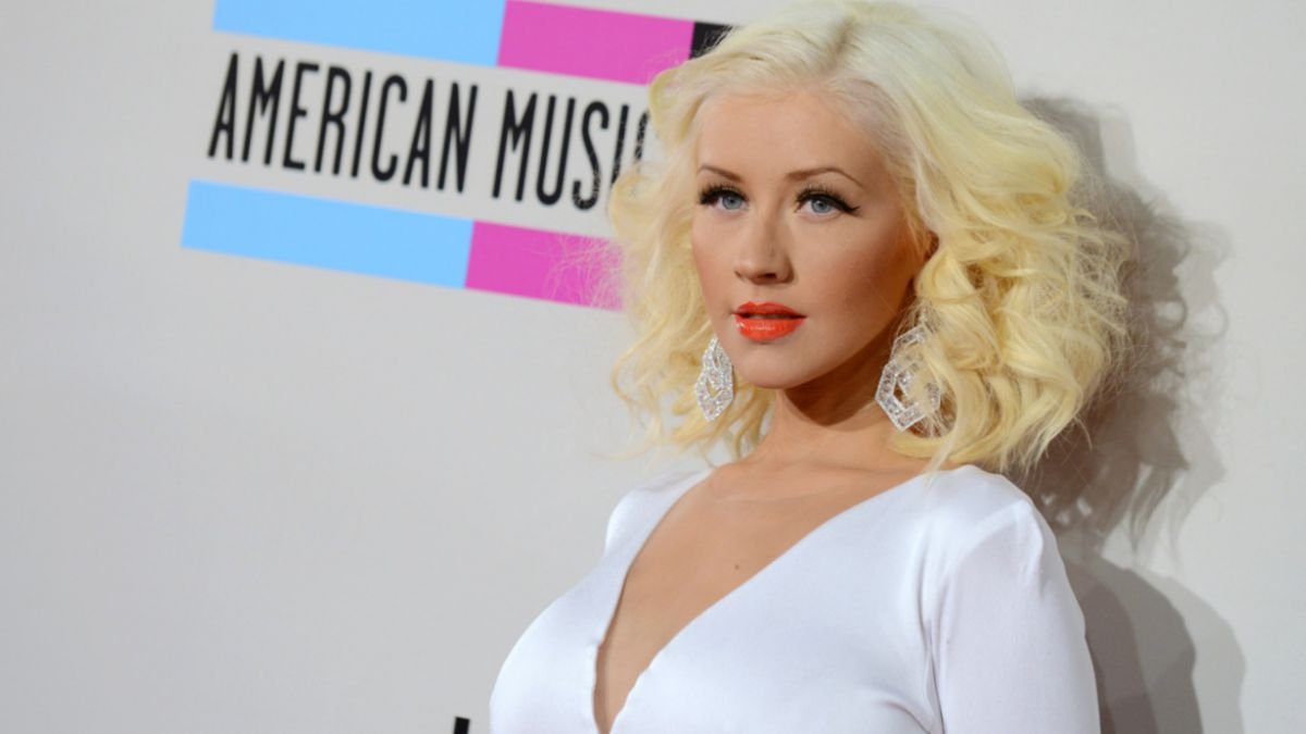 Esta fue la insólita polémica que Christina Aguilera protagonizó en Disneyland