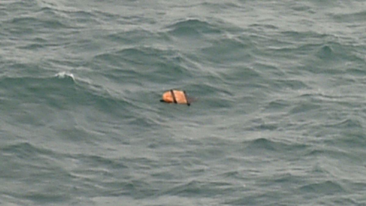 Recuperados 40 cuerpos y partes del avión Air Asia desaparecido