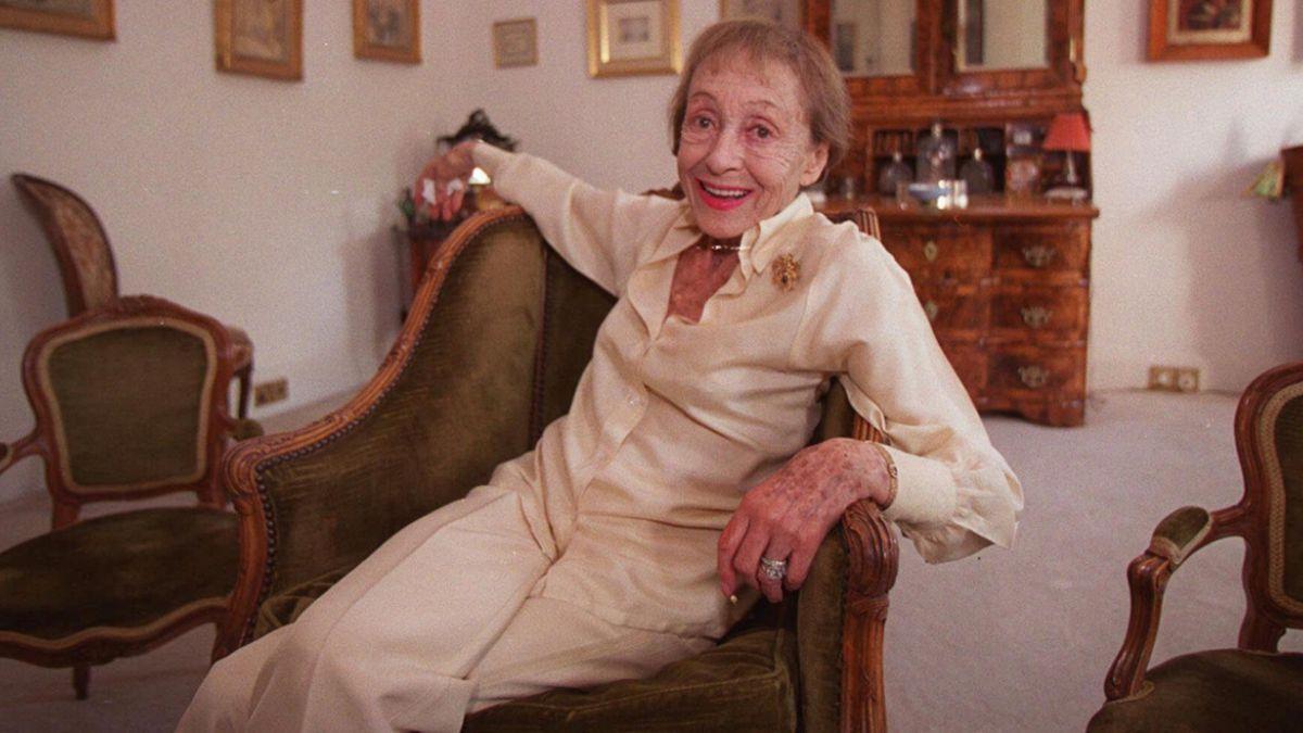A los 104 años falleció la primera actriz en ganar el Oscar dos años seguidos