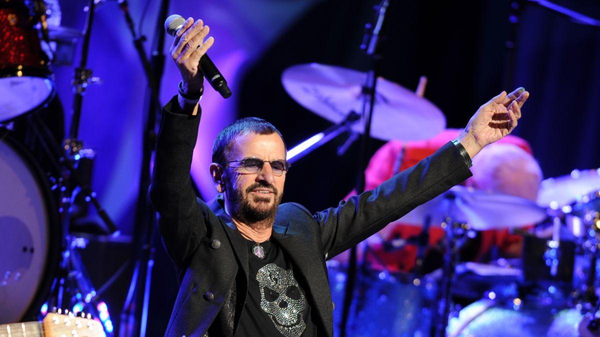 Los planes de Ringo Starr para 2015