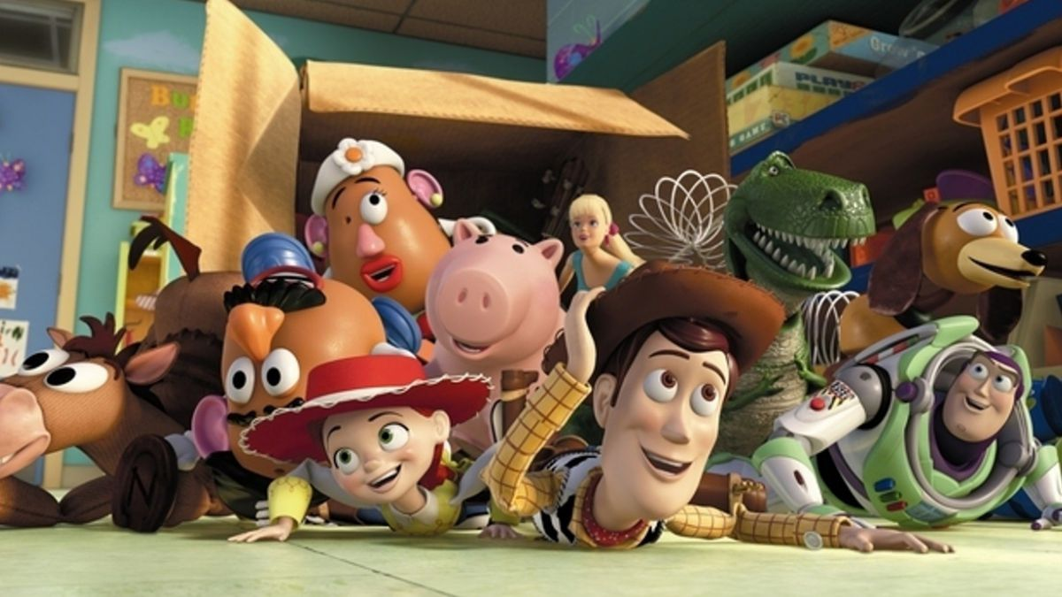 """Esta era la historia original y que no vio la luz de """"Toy Story 3"""""""