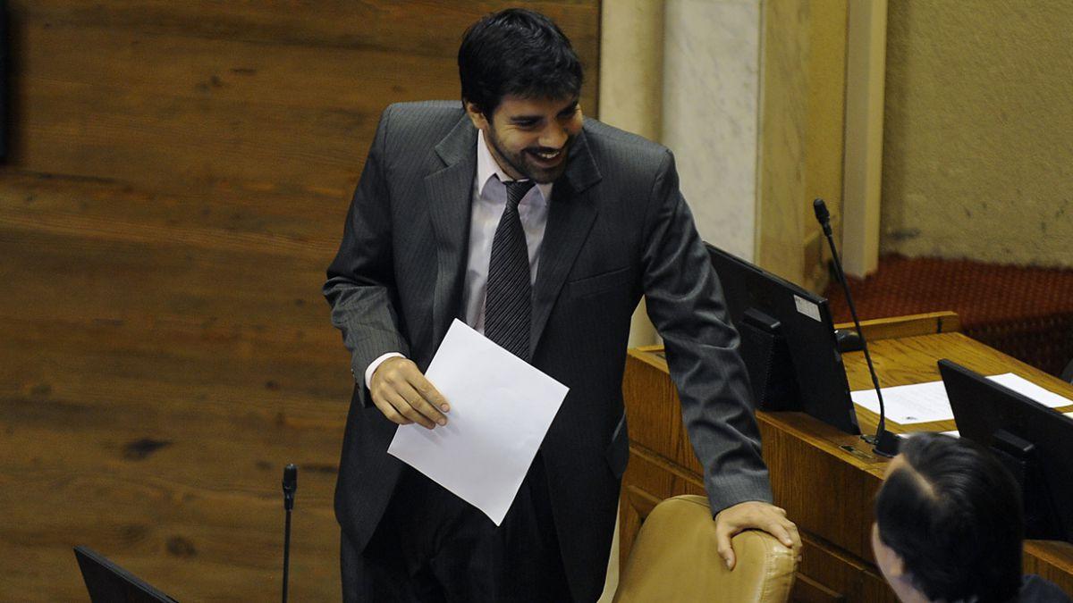 Radiografía al trabajo legislativo de Joaquín Lavín León