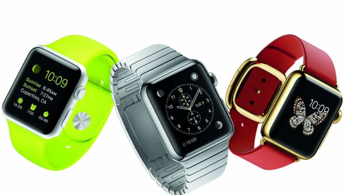Apple Watch estaría disponible en marzo