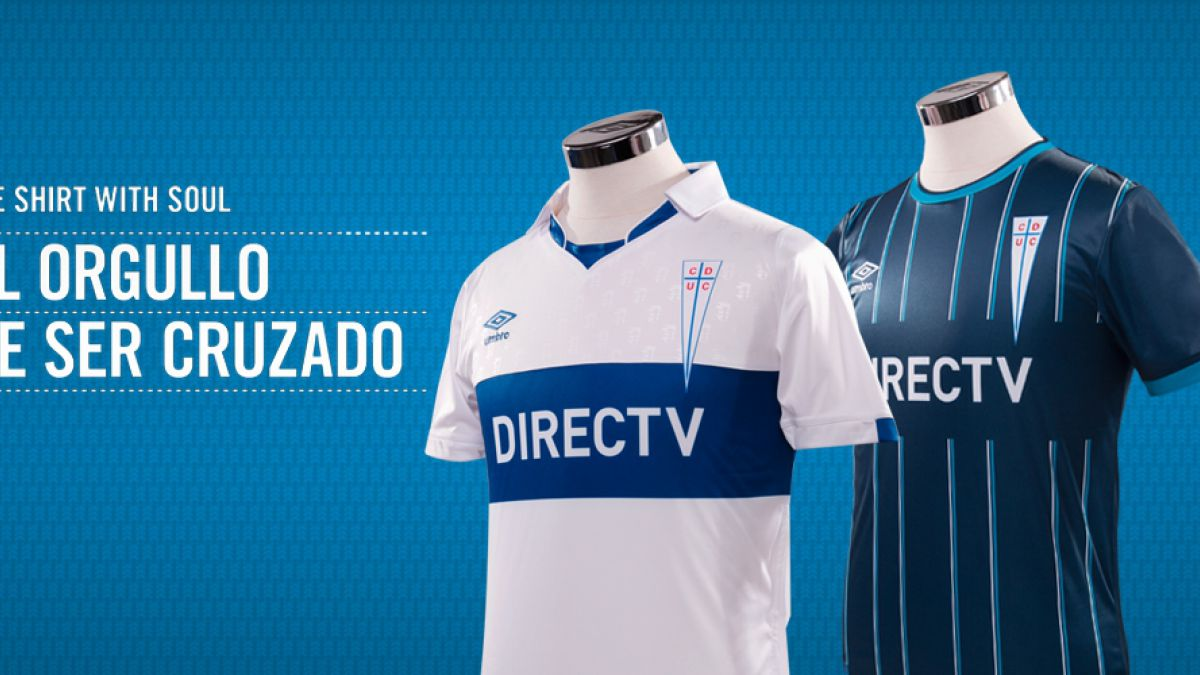 Universidad Católica presentó su nueva camiseta para la temporada 2015