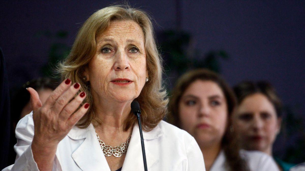 Las reacciones del mundo político tras la renuncia de Helia Molina