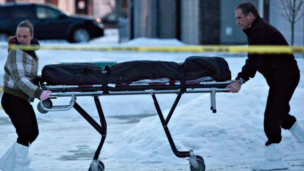 Canadá: Hombre mata a tiros a 8 personas y luego se suicida