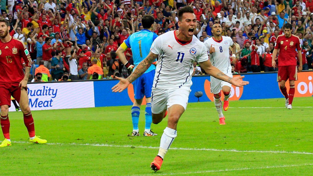 [VIDEO] El día en que la Roja eliminó al campeón del mundo