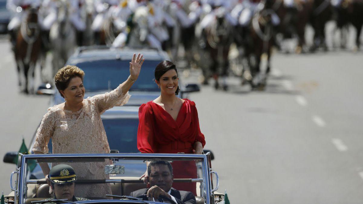 Dilma Rousseff: El pueblo de Brasil quiere combatir especialmente la corrupción