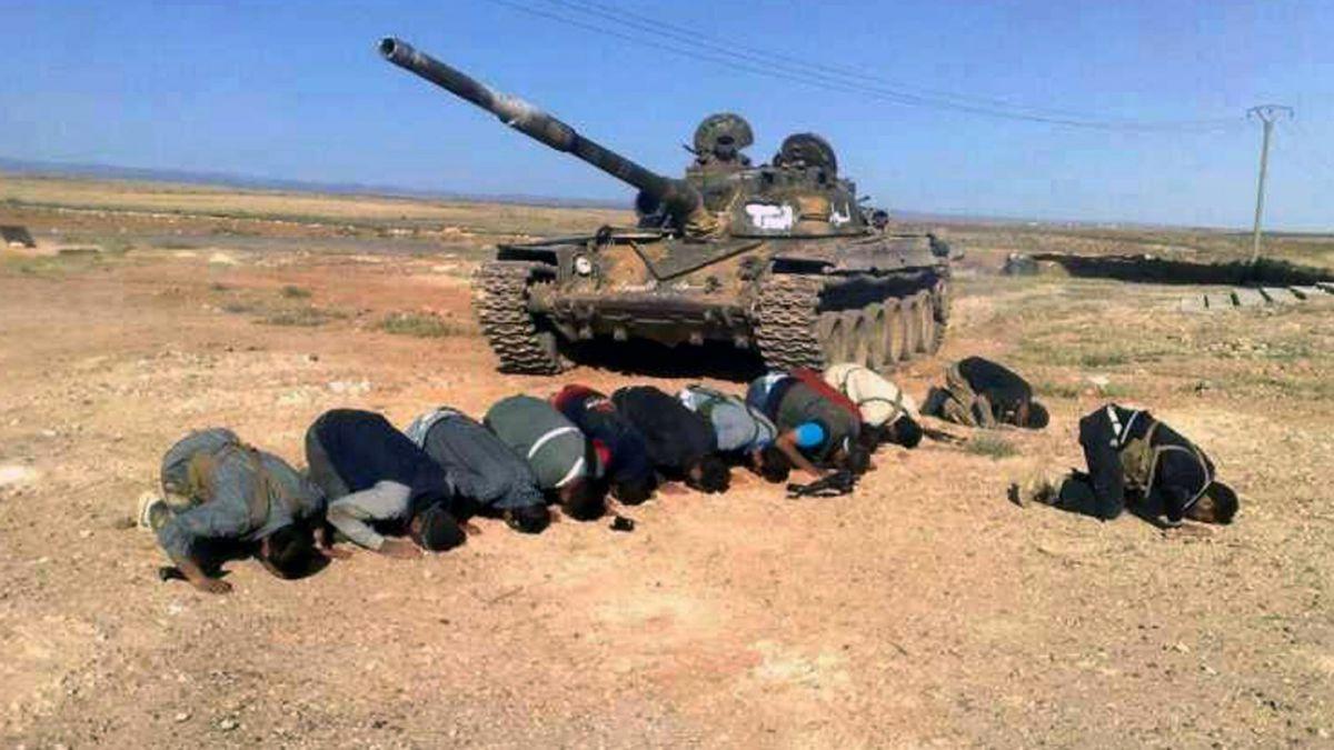 Guerra civil de Siria habría dejado más de 76 mil muertos sólo en 2014