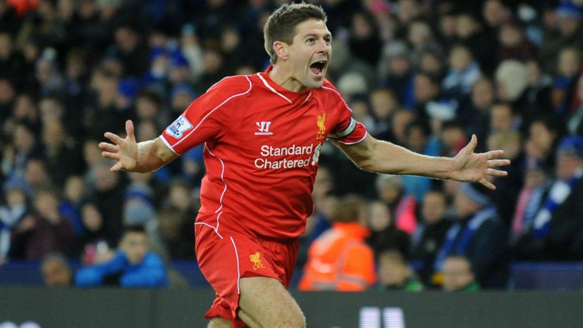 Liverpool confirma que Steven Gerrard abandonará el equipo
