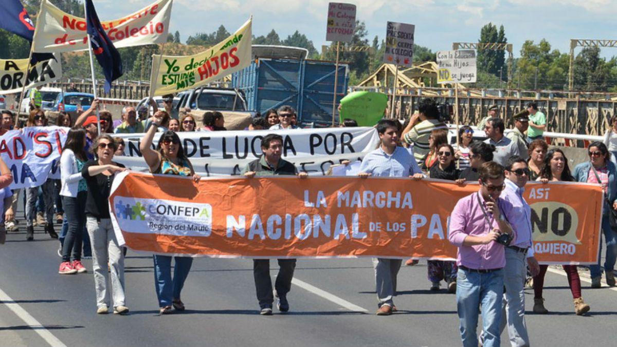 Confepa anuncia movilizaciones en 2015 y marcha en marzo