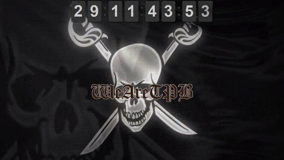 The Pirate Bay podría volver el 1 de febrero