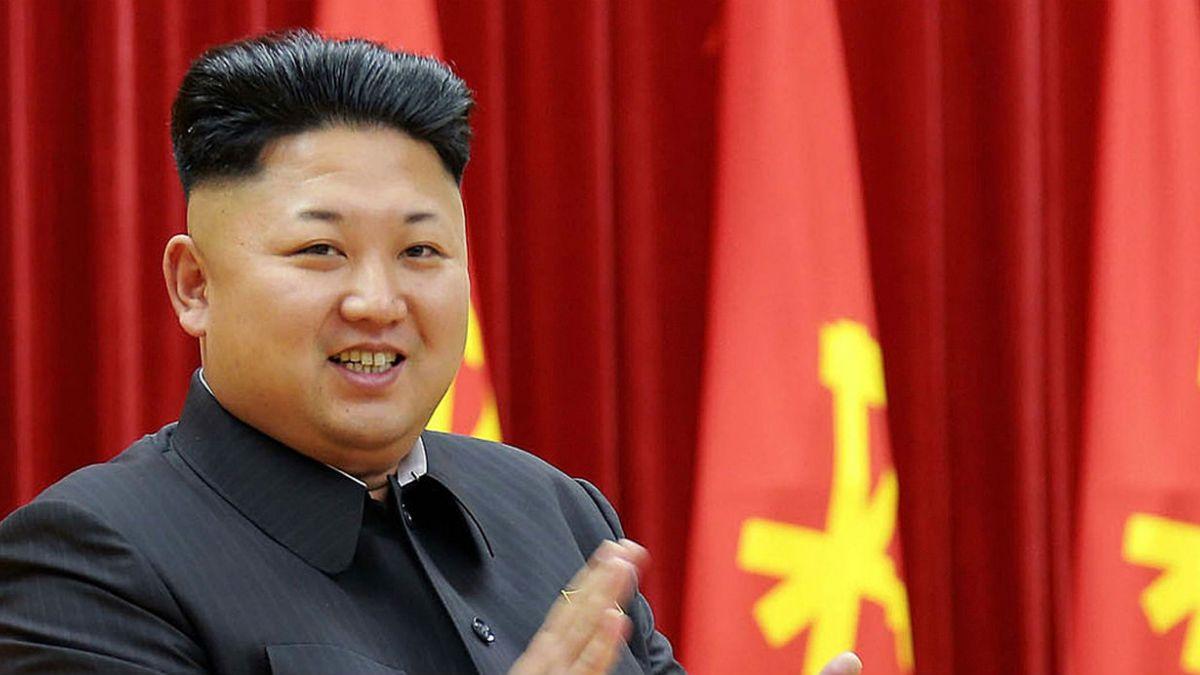 Kim Jong-Un sorprende con nuevo corte de pelo